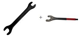 2001 Fan Clutch Wrench Set