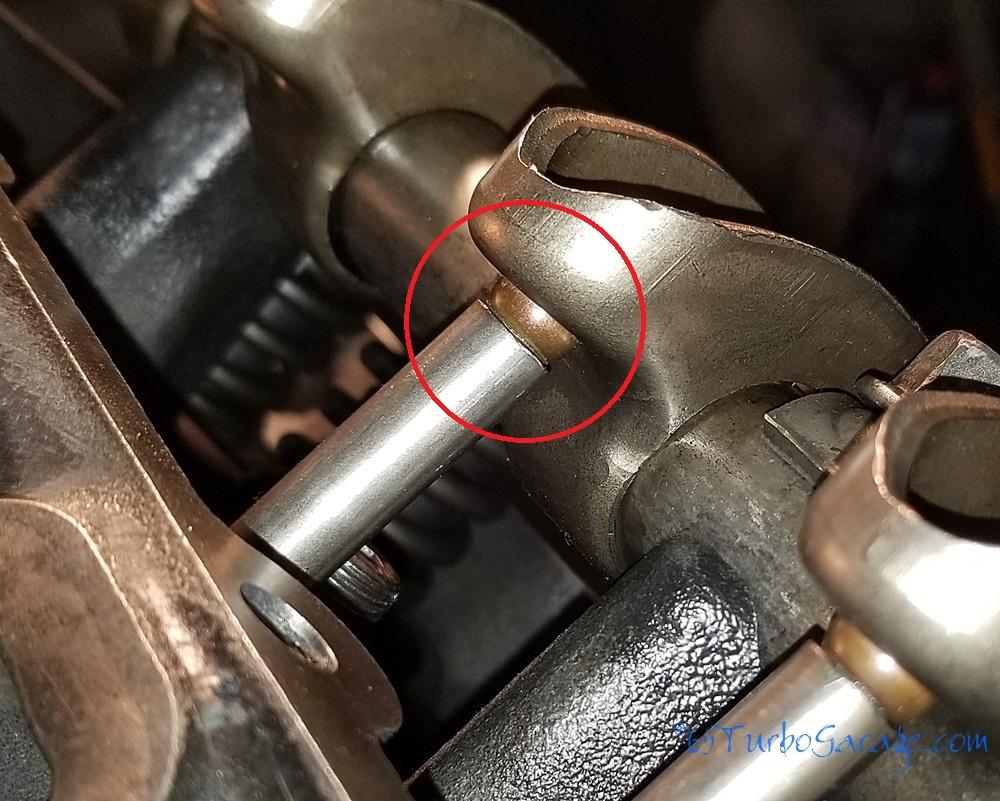 6.5 diesel pushrod gold top