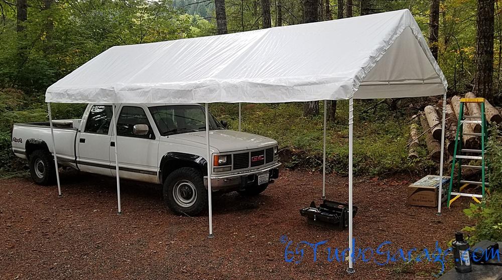 Carport Tent Shelter