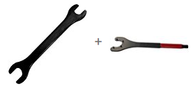 2001 Fan Clutch Wrench Set