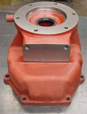 Midwest Transmissions Cast Iron NV4500 Extension Housing