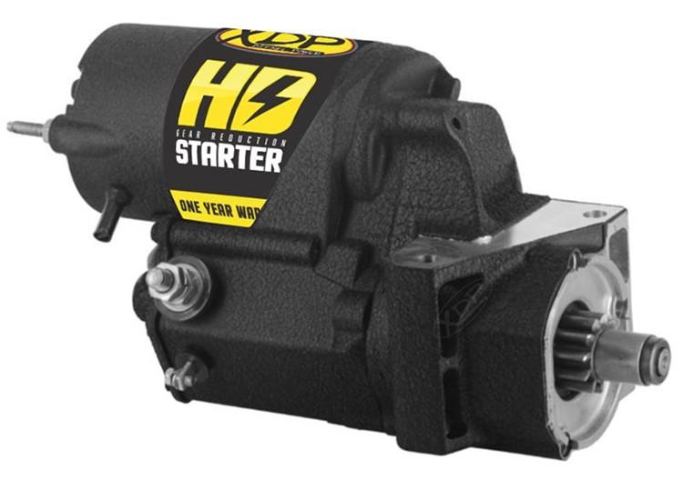 XDP 6.5 diesel starter
